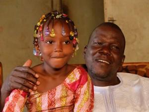 Enoc und Tochter